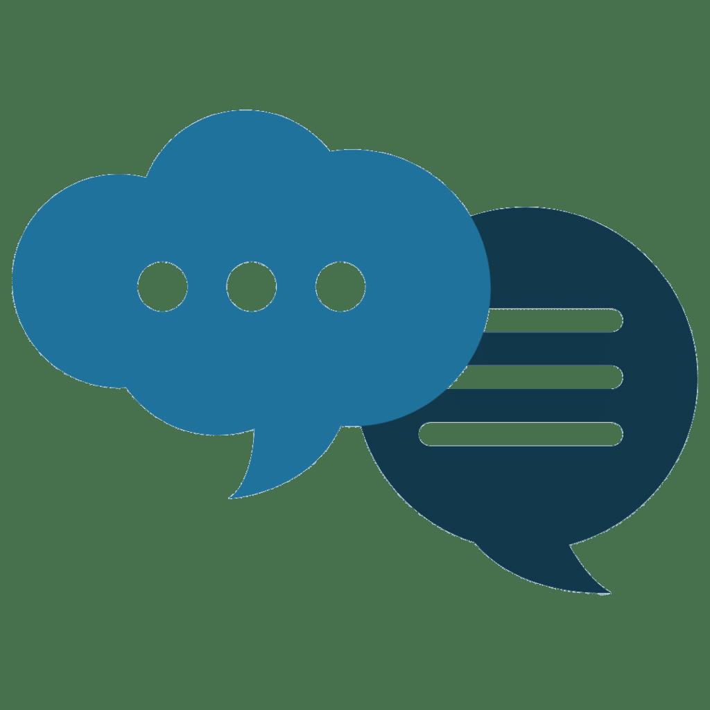 Kommunikation mit Kunden über Social Media