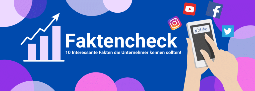 Faktencheck Social Media Marketing